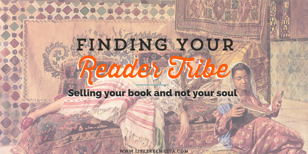 reader tribe selling your book
