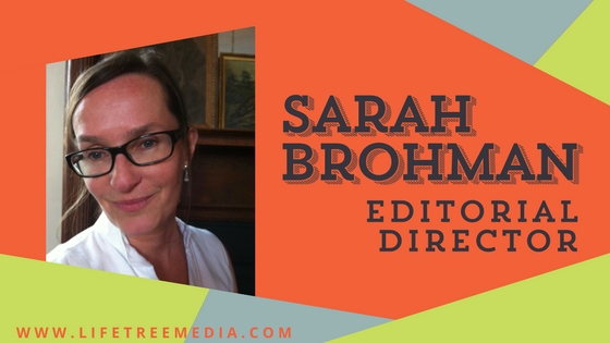 Welcome Sarah Brohman