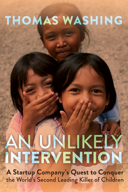 An Unlikely Intervention book cover