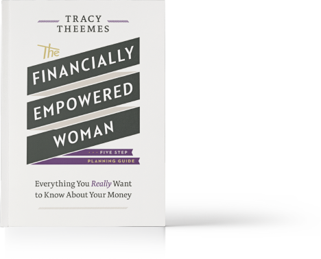 Financially Powered Woman by Tracy Theemes
